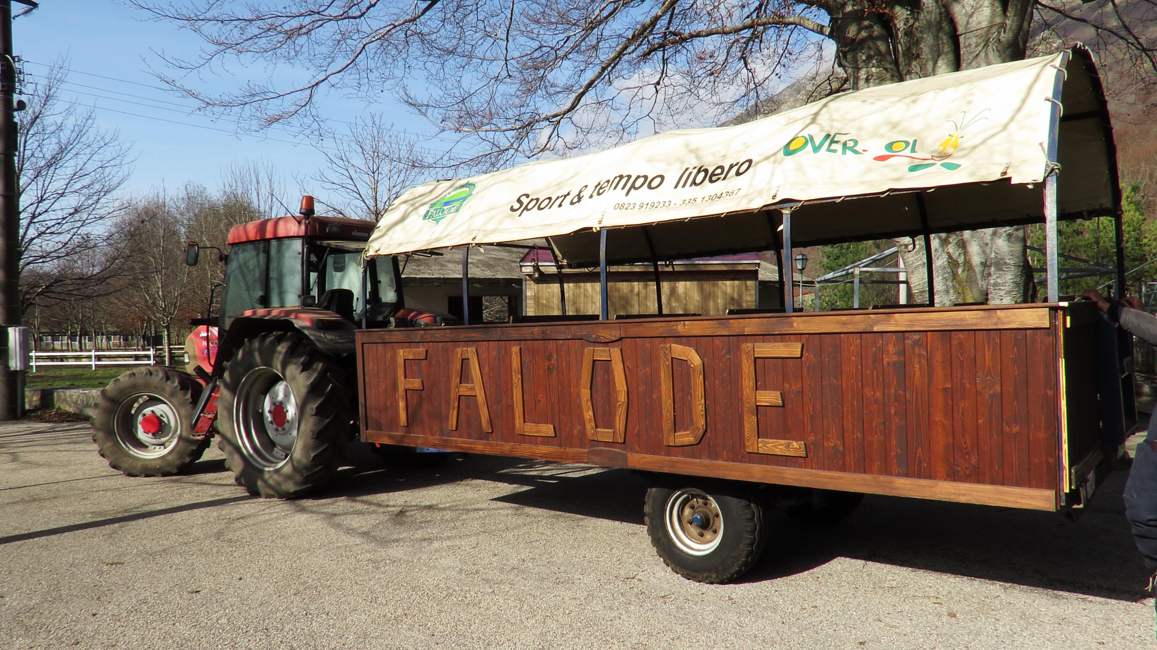Caravan Falode