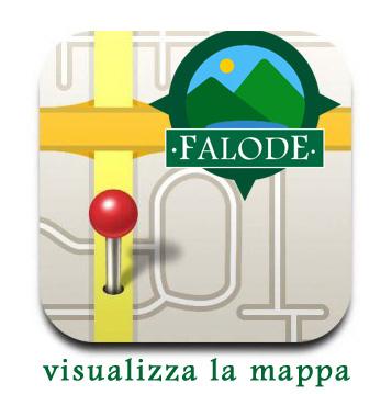 mappa Falode